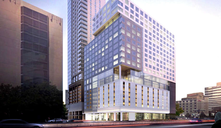 InterContinental's new Houston hotel is next to the Texas Medical Center. Photo: InterContinental Hotels Group