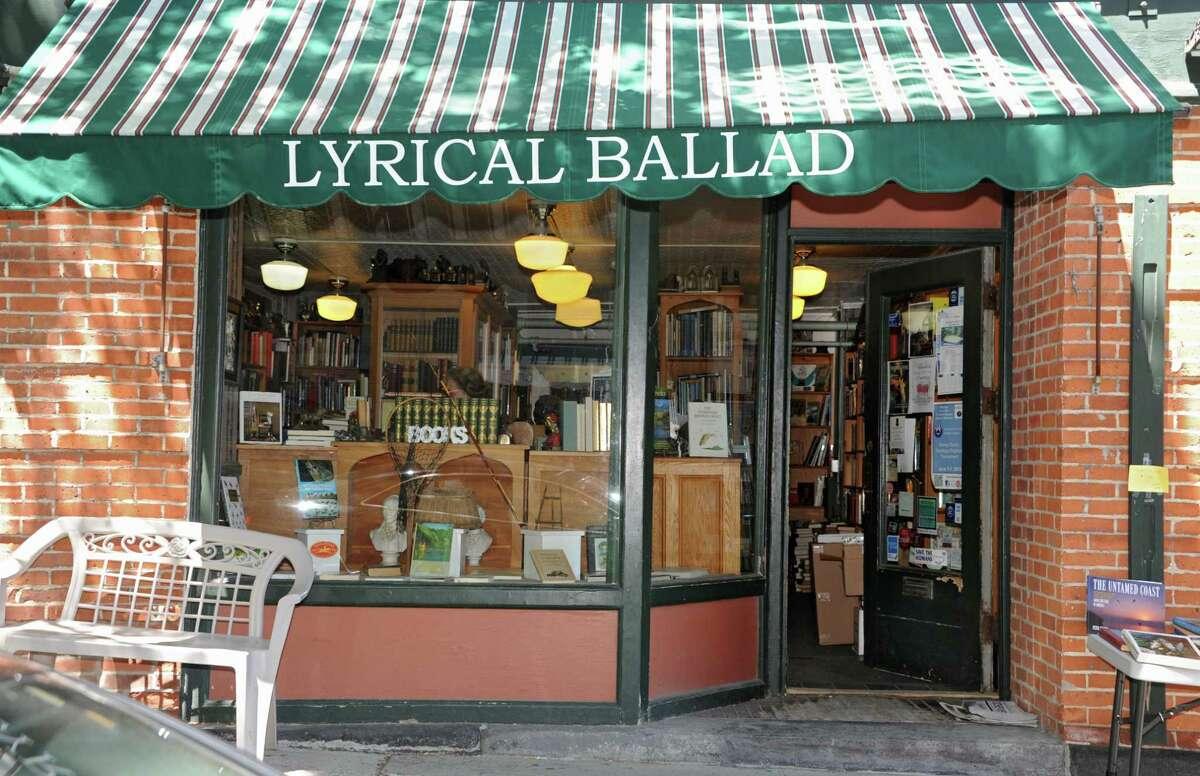 Exterior of Lyrical Ballad on Phila Street on Wednesday, June 3, 2015 in Saratoga Springs, N.Y. (Lori Van Buren / Times Union)