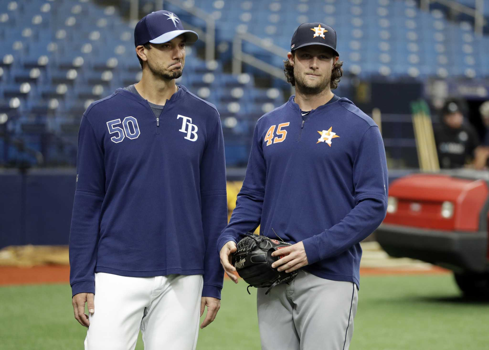 mixed emotions for astros facing old friend charlie morton houstonchronicle com https www houstonchronicle com texas sports nation astros article mixed emotions for astros facing old friend 13725132 php