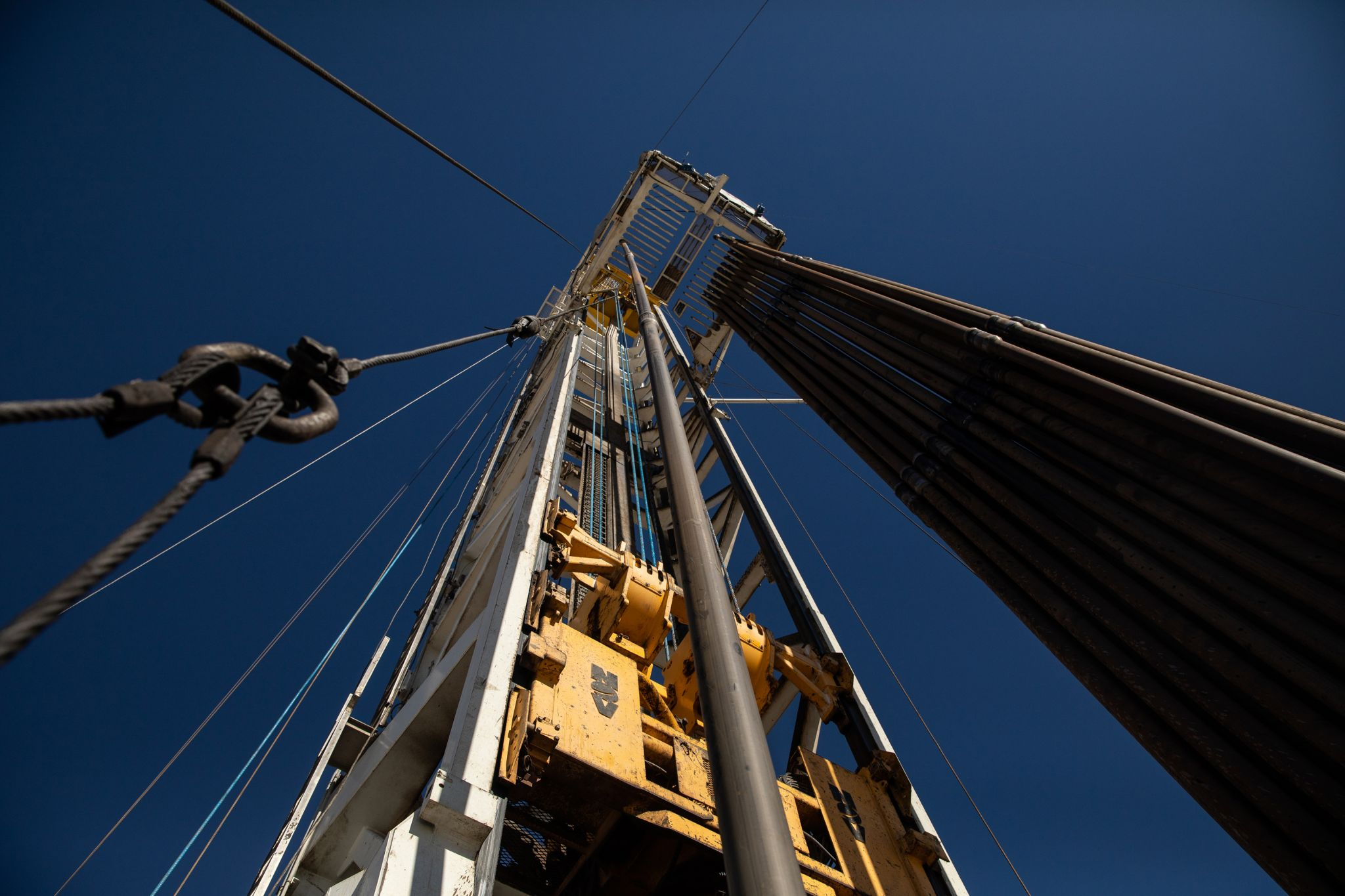 Rig count starting to narrow gap with 2020 numbers