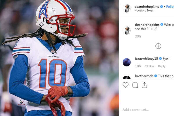 Titans Owner On Texans Wearing Oilers Throwbacks Hard No
