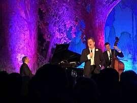 Isaac Mizrahi sings at The Lodge on Mar. 22, 2019
