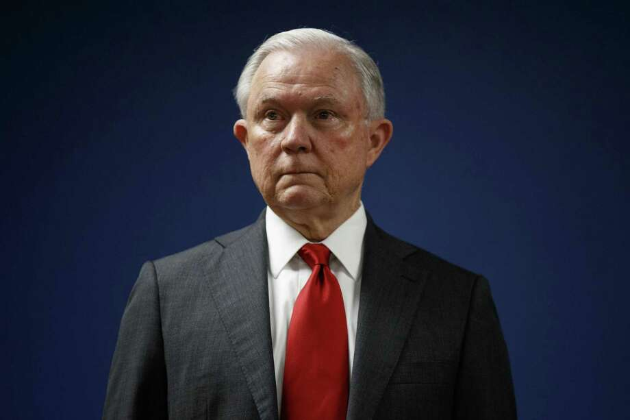 To many, former Attorney General Jeff Sessions is a hero for going as far as he did in life given his beginnings. Photo: Carolyn Kaster / Associated Press / Copyright 2018 The Associated Press. All rights reserved