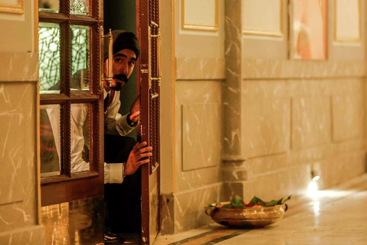 This image released by Bleecker Street shows Dev Patel in a scene from