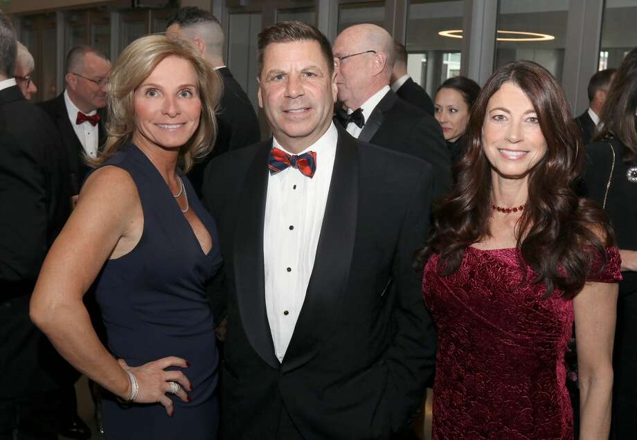 Were you Seen  at the Annual Dinner of the Capital Region Chamber of Commerce at the Albany  Capital Center on Thursday, March 28, 2019? Photo: Joe Putrock/Special To The Times Union