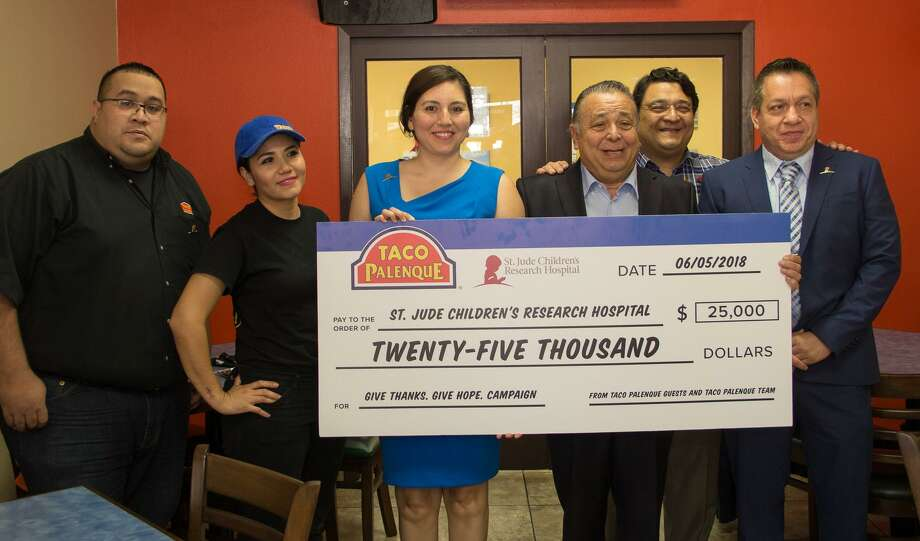 In 2018, Taco Palenque was able to raise $25,000 with the help of the community. All the donations raised during this campaign go directly to the hospital. Photo: Courtesy Photo