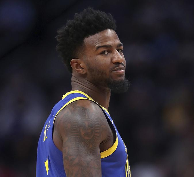 Jordan Bell Tells His Side Of Suspension Story: 'I Thought