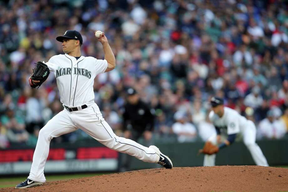 Good: Marco GonzalezThough the pitching has struggled overall, Gonzalez has been a bright spot. Seattle has won five of the six games the lefty has started, with Gonzalez being awarded the W in four of those. He has 25 strikeouts against just nine walks and three homers. With a 3.32 ERA, he's become a sorely-needed bit of consistency on the mound for the Mariners.  Photo: Genna Martin / seattlepi.com
