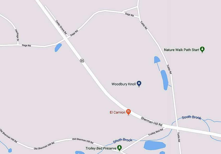 Route 64 in Woodbury reopens after truck rolr - NewsTimes on