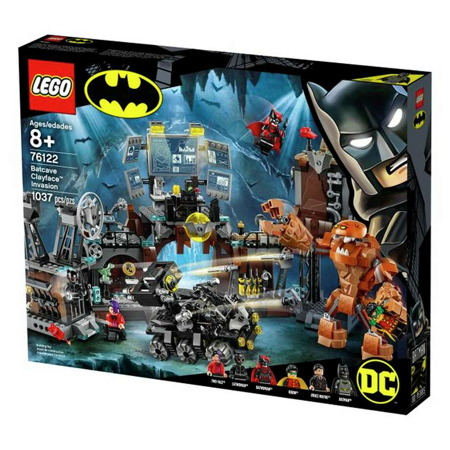 You can celebrate Batman's 80th birthday on Saturday with this epic Lego set. Or, you can re-watch your favorite iteration of the superhero. >>>PHOTOS: Every Batman that matters, and why... Photo: Lego