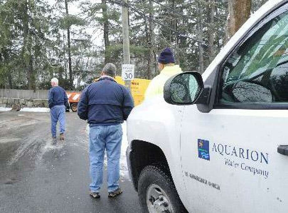 "Aquarion Water Company has announced a water main cleaning project in Greenwich from Monday to June 14, 2019. ""The water main cleaning project is being undertaken to ensure that customers continue to receive the highest quality water,"" it said in a release. The Greenwich water main cleaning project is estimated to last approximately 11 weeks. Photo: /"