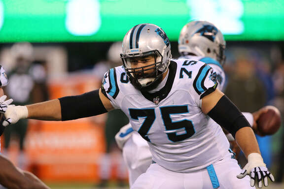 The Texans' signing of Matt Kalil is a low-risk, high-reward move, according to John McClain.