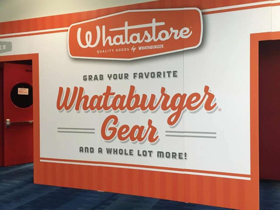 15ae70910 More than 40 new Whataburger products are on sale at the Whataburger Family  Convention in Houston