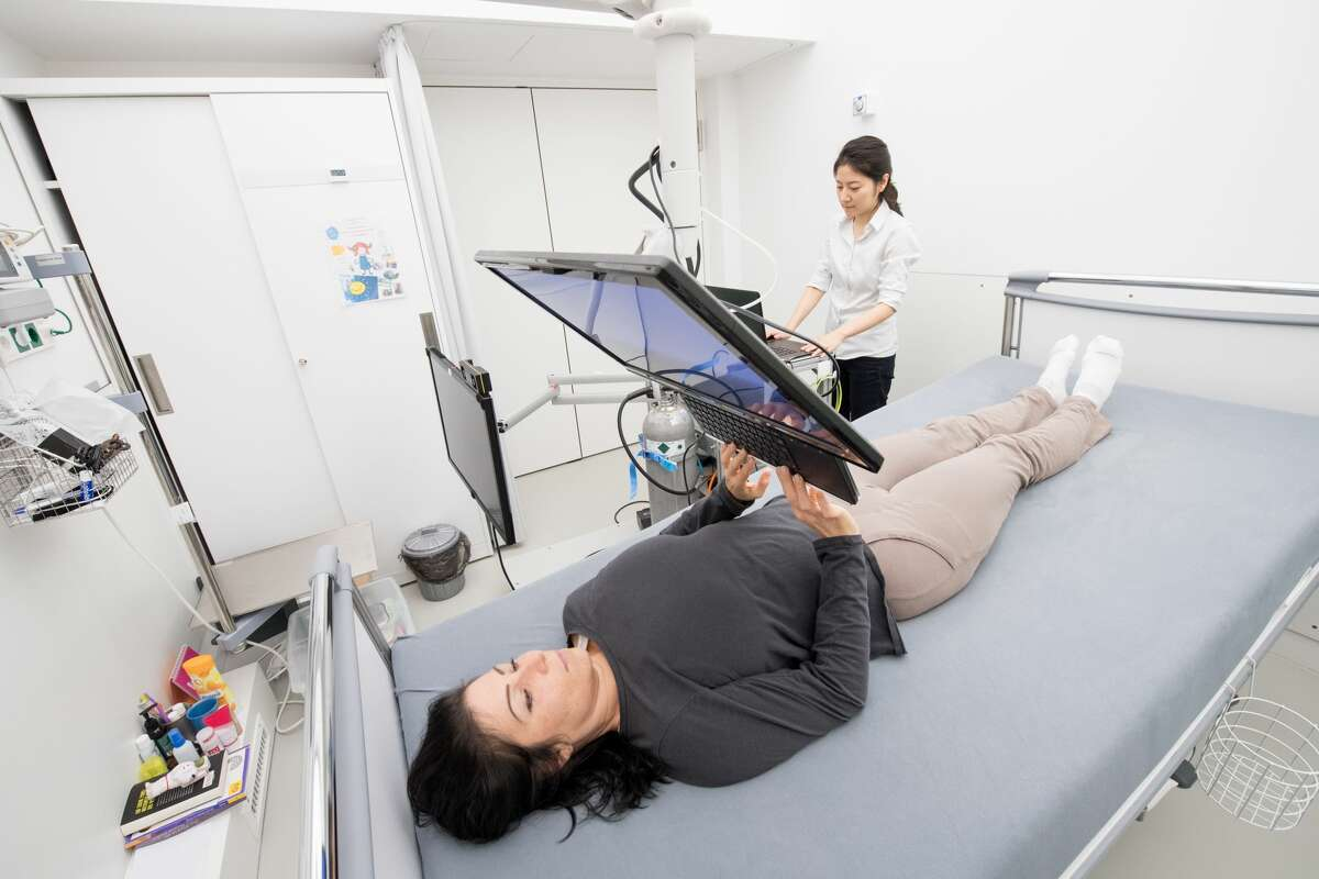 The study will investigate how to use artificial gravity to counteract the negative effects of weightlessness, such as muscular atrophy, on the human body.