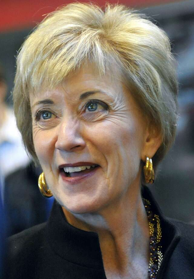 Some questionable things are happening since Linda McMahon left the Small Business Administration. Photo: Jessica Hill / Associated Press / AP2010