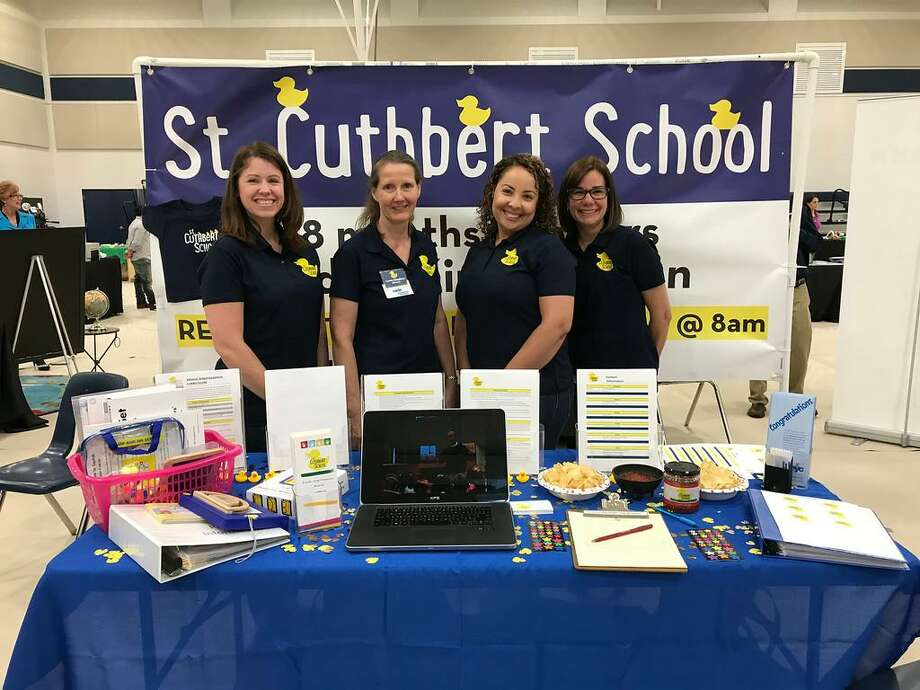Last year was the first occurrence of the Northwest Preschool Preview, a chance for parents and schools to network and build interest. Photo: Cypress Christian School