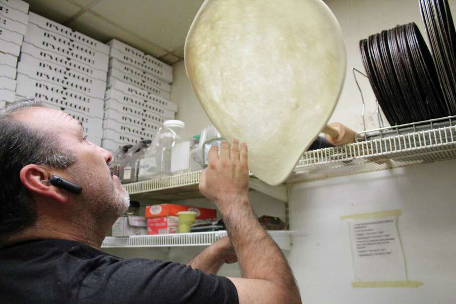 RC's Pizza Owner RC Gallegos will travel to Parma, Italy in April to compete in the World Pizza Championships. Photo: Kaila Contreras