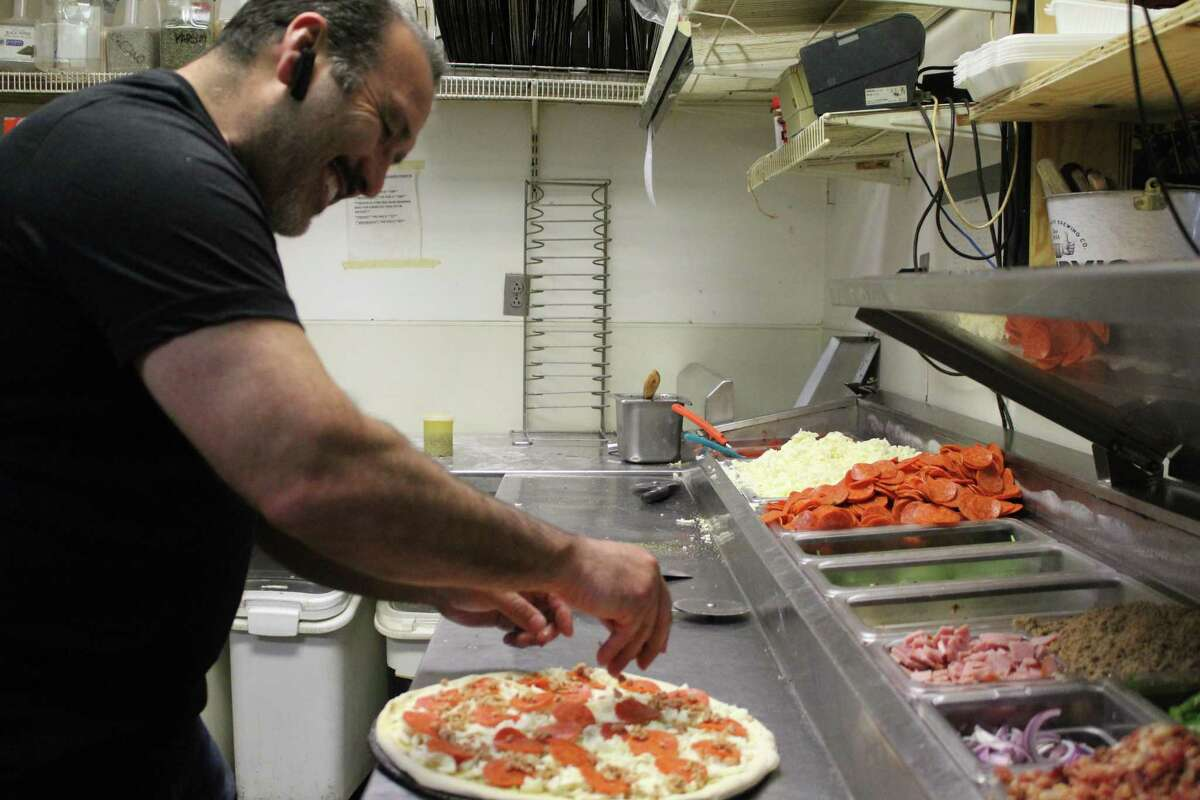 RC's Pizza Owner RC Gallegos will travel to Parma, Italy in April to compete in the World Pizza Championships.