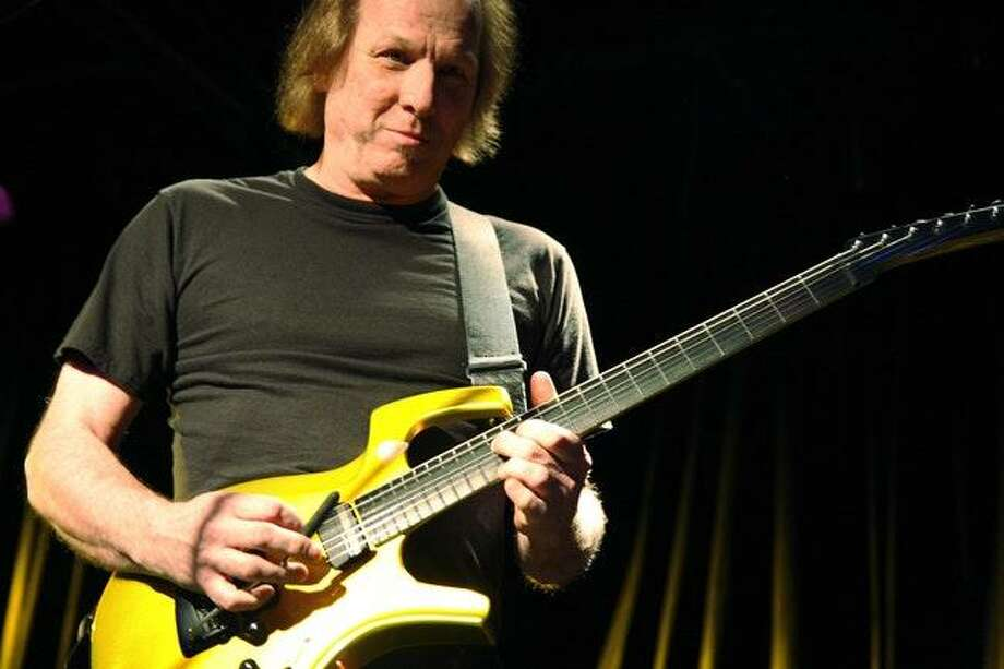 Guitarist Adrian Belew is coming to the Wall Street Theater in Norwalk April 11 and Daryl's House in Pawling, N.Y., April 14. Photo: Wall Street Theater