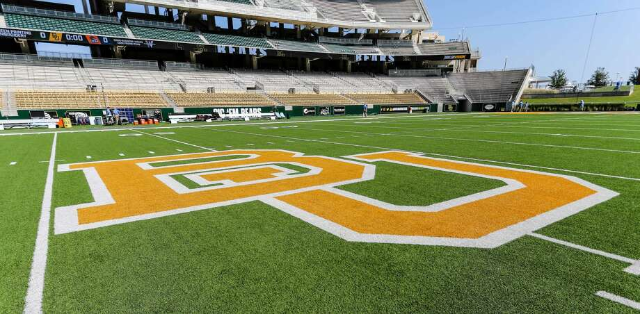 WACO, TX - SEPTEMBER 09: Midfield at McLane Stadium before the game between the Baylor Bears and the UTSA Roadrunners on September 9, 2017 at McLane Stadium in Waco, Texas. UTSA defeats Baylor 17-10. (Photo by Matthew Pearce/Icon Sportswire via Getty Images) Photo: Icon Sportswire/Icon Sportswire Via Getty Images