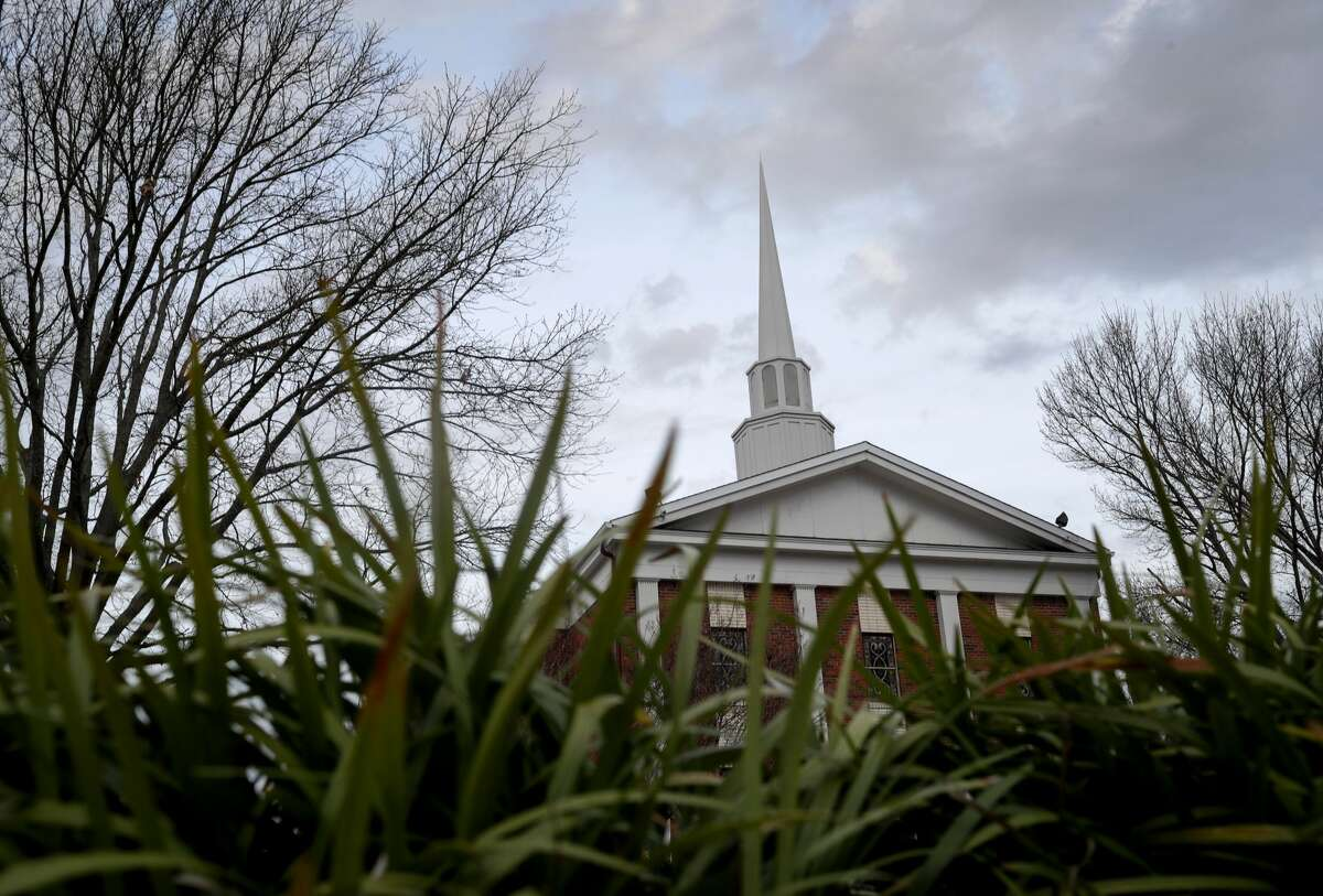 First Baptist Church of Rockwall, where families of two former youth group members claimed in civil suits that sexual abuse by a youth pastor and the youth pastor's assistant was covered up.