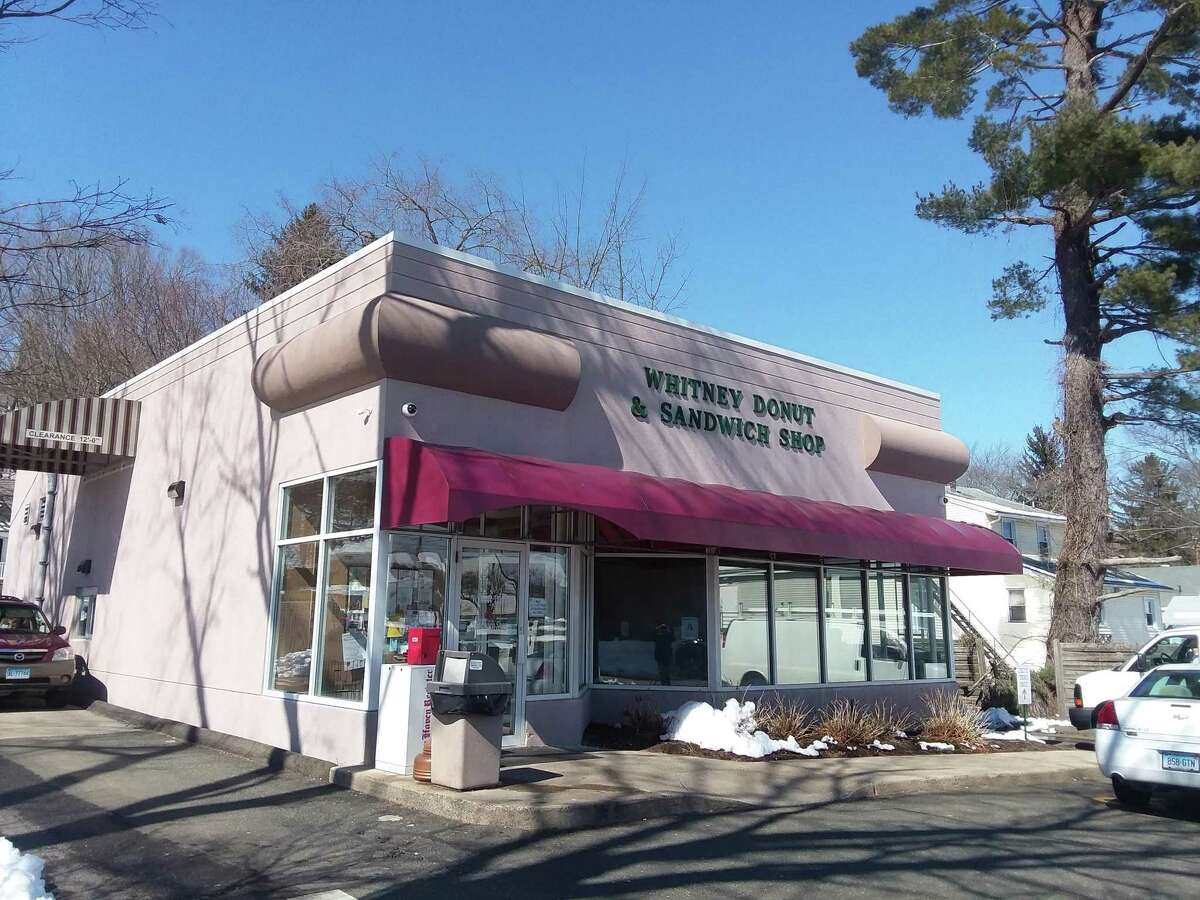 Whitney Donut and Sandwich Shop on Whitney Avenue in Hamdenwas one of the winners on the New Haven Register's 2019 Best of Reader's poll in the Best Doughnuts category.