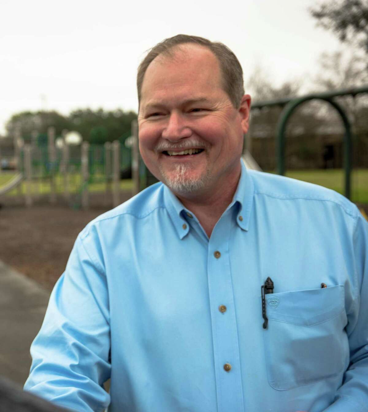 Steve Halvorson, who lost to Bruce Leamon by nine votes in 2017 in a race for Pasadena's District B, is running against Leamon and Blanca Sanchez for the seat in the May 4 election.