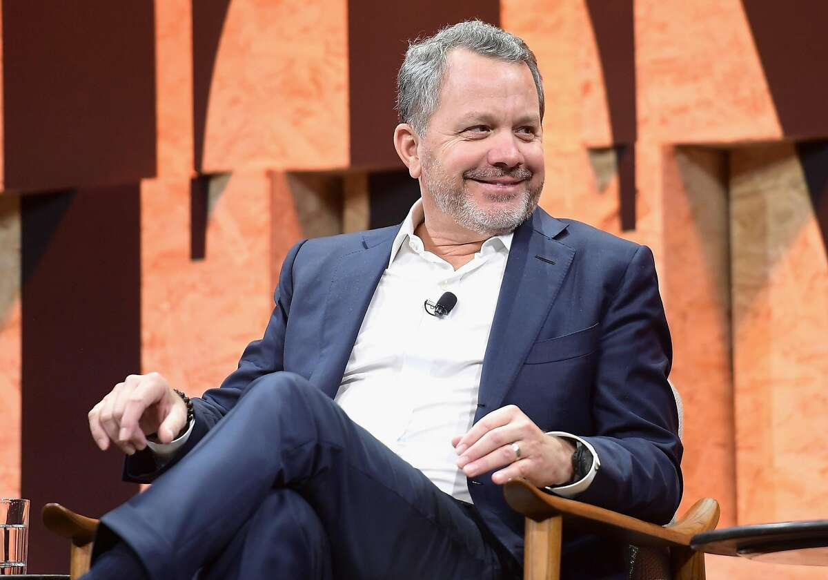 Bill McGlashan, founder and managing partner of TPG Growth, was fired amid the college cheating scandal. (Matt Winkelmeyer/Getty Images/TNS)