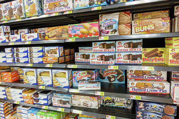Little Debbie's Zebra Cakes, Strawberry Shortcakes, Cosmic Brownies, and all other varieties can be found at Target, Walmart, Kroger, H.E.B. Hot Cheeto Flamin' Hot Asteroids are back, but they may be hard to find. Luckily, there are other childhood snacks to pick from.