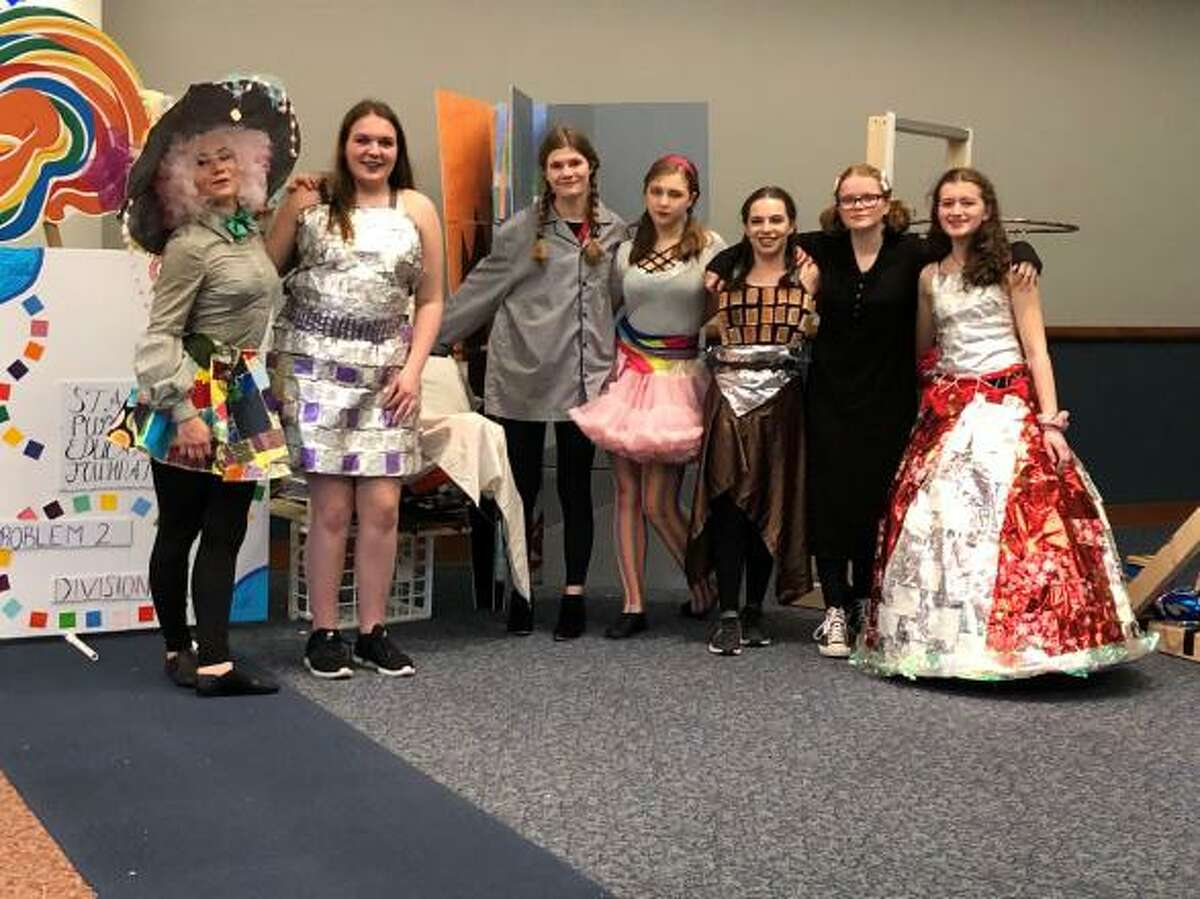 Five Stamford teams comprising 35 students and representing six Stamford Public Schools finished in the top three of their division in the 2019 Connecticut State Odyssey of the Mind Tournament. The all-girls team from The Academy of Information, Technology and Engineering (AITE) took first place with the highest scores of the day. Both teams advance to the Odyssey of the Mind World Finals, which will be held at Michigan State University in May.