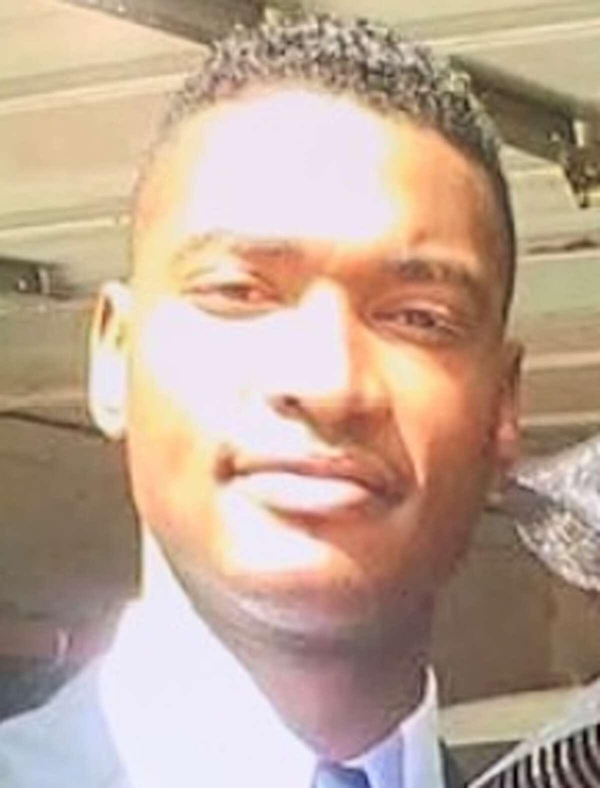 Isiah Swearington, 29, was found dead on March 17 in a field in southwest Houston.