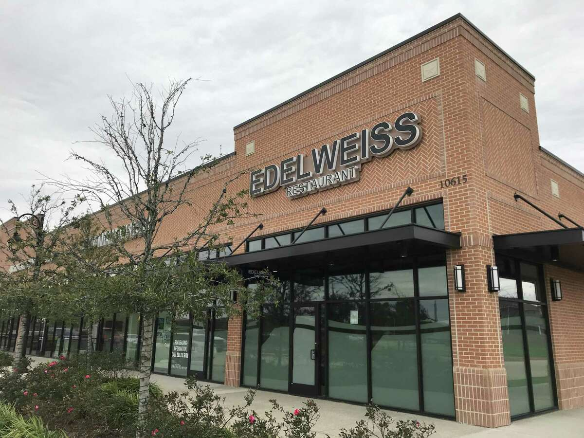Restaurant Edelweiss, a restaurant serving Swiss food, will open in Bridgeland, a 11,400-acre master planned community in Cypress.