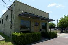Pour Brothers Brewery plans to open a brewery and tasting room at the corner of Neches and Wall streets. It would be Beaumont's first craft brewery and have outdoor seating with lawn games. Photo taken Tuesday 7/24/18 Ryan Pelham/The Enterprise