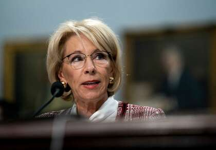 Betsy Devos Is Just Plain Wrong >> Letters To The Editor Devos Is Ill Suited In Education Policy