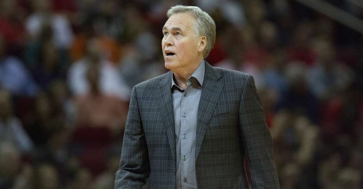 PHOTOS: Rockets game-by-game Houston Rockets head coach Mike D'Antoni looks up to the score board during an NBA game between the Houston Rockets and the Charlotte Hornets at the Toyota Center on Monday, March 11, 2019, in Houston. The Houston Rockets won against the Charlotte Hornets 118- 106. Browse through the photos to see how the Rockets have fared in each game this season.