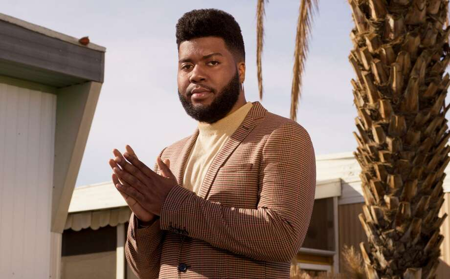 """Khalid's """"Free Spirit"""" tour is coming to the AT&T Center in San Antonio. Photo: Live Nation"""