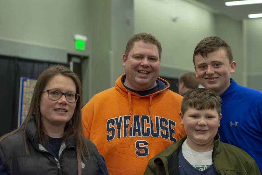Were you Seen at the Women's College Basketball Fan Fest at the Albany Capital Center on March 29, 2019?