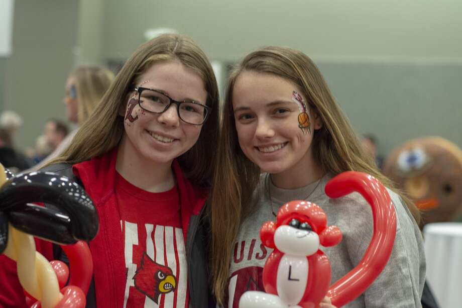 Were you Seen at the Women's College Basketball Fan Fest at the Albany Capital Center on March 29, 2019? Photo: Cait Perry