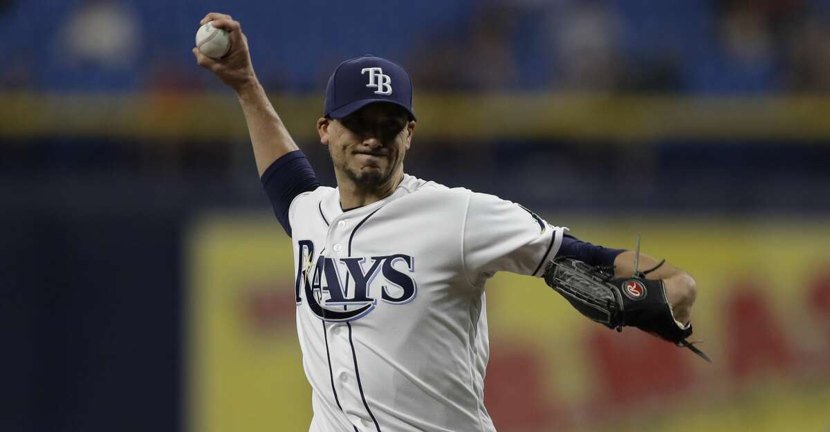 astros fall to charlie morton rays for first loss of season astros fall to charlie morton rays for
