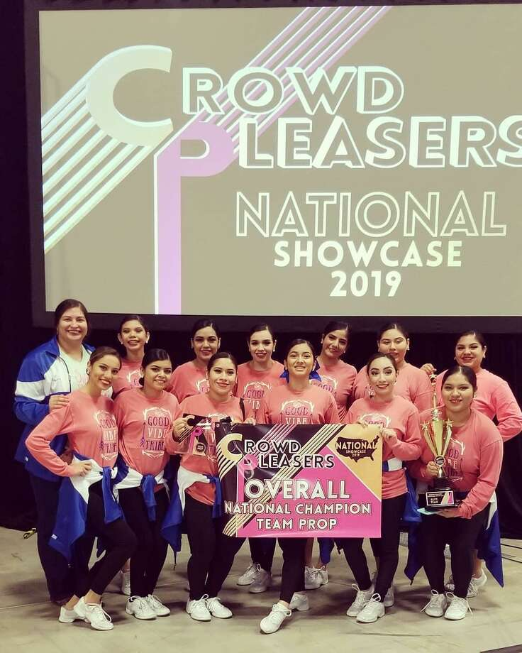 CHS Silver Roses continue to make dance history by adding an extensive number of awards from the Crowd Pleasers Fiesta Dance Nationals. Photo: /