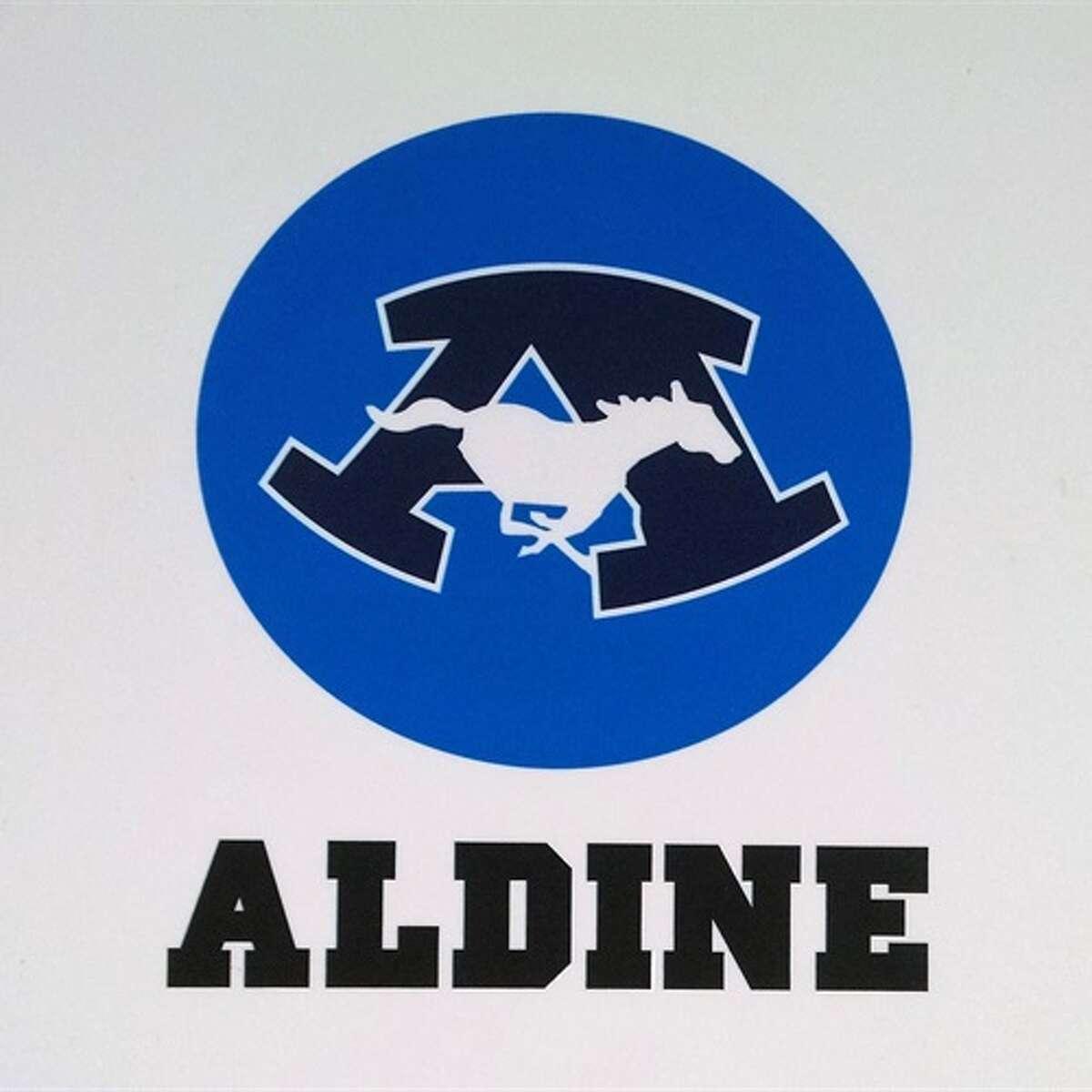 Aldine logo
