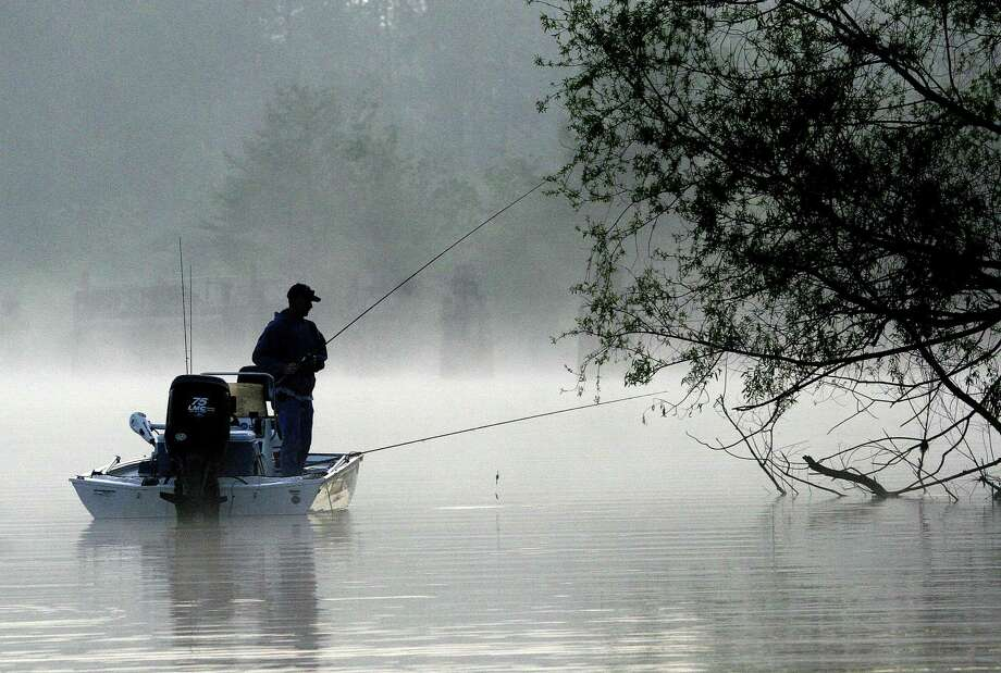 As surface water temperatures on Texas inland waters climb to 70 degrees, crappie — and crappie anglers — move to the shallows, where concentrations of spawn-minded crappie offer an opportunity for fine fishing. Photo: Shannon Tompkins / Houston Chronicle