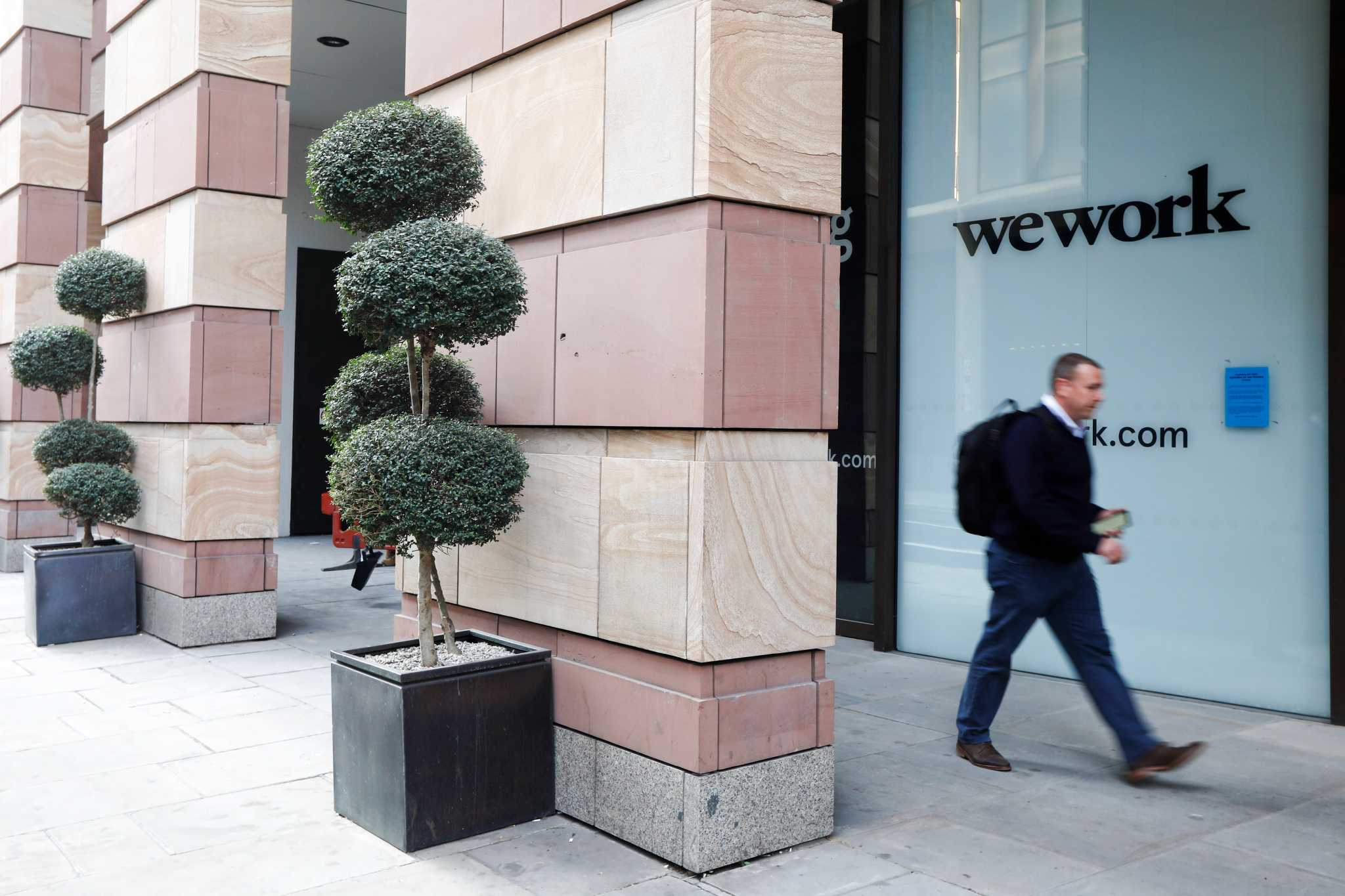 WeWork is facing an uphill climb from lenders in Europe - SFGate