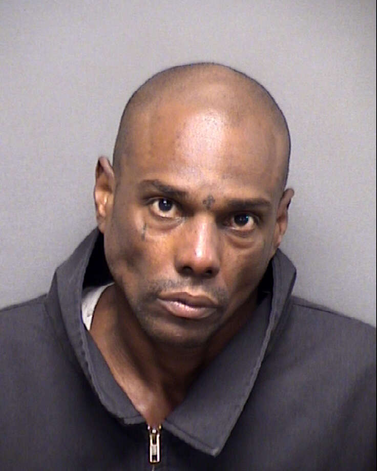 Jarnell Kimble, 45, died Friday night, March 30, 2019, after being taken to Metropolitan Hospital for a medical emergency. Photo: Courtesy Bexar County Sheriff's Office