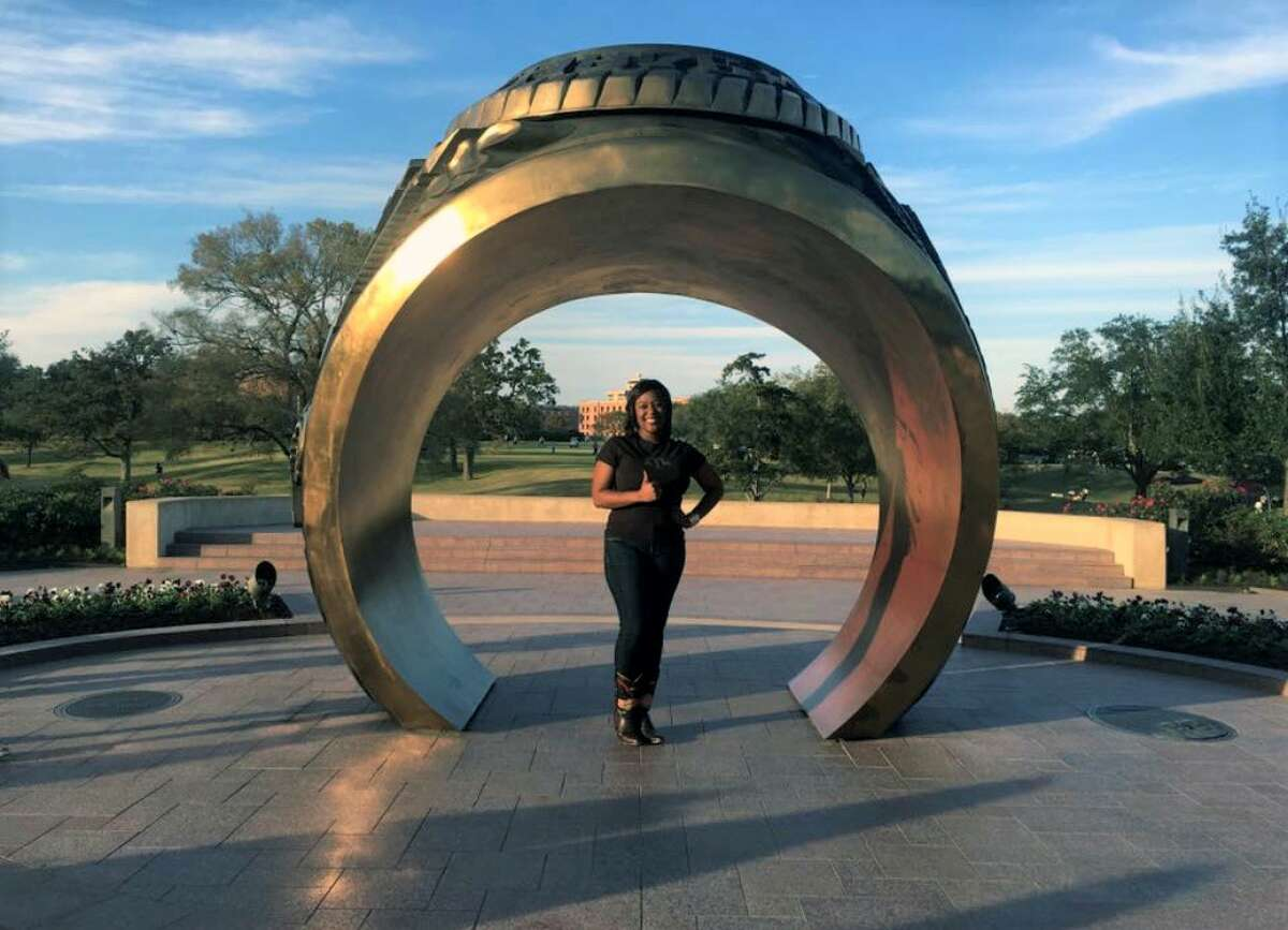 I'm an Aggie! I am a proud graduate of Texas A&M University, where I received a bachelor's degree in Speech Communication. I also earned a master's degree in Television Communication from Eastern New Mexico University.