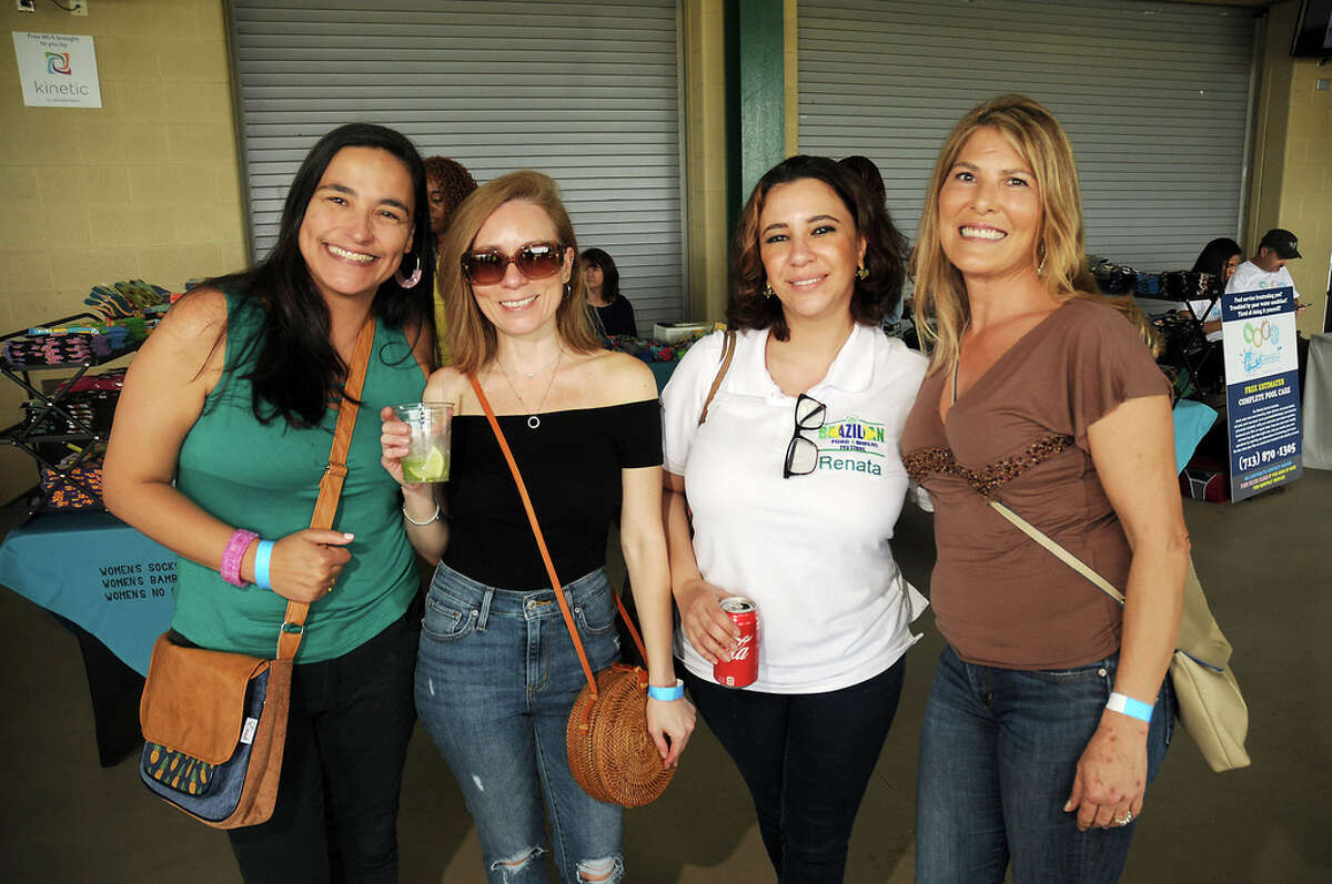 Scenes from the Brazilian Food and Music Festival at Constellation Field in Sugar Land Saturday March 30,2019. (Dave Rossman Photo)