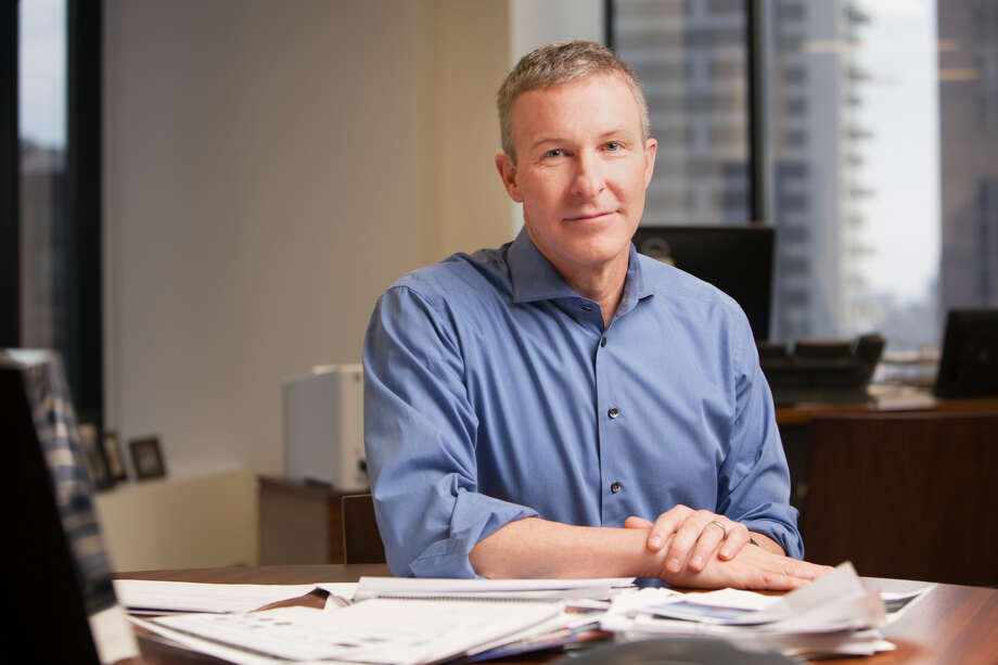 Scott Kirby, president of United Airlines since 2016, sat down with Chris McGinnis for a wide ranging interview on March 28, 2019 Photo: United Airlines