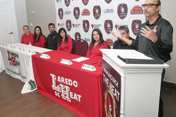 Laredo Heat owner Shashi Vaswani said Tuesday he would be willing to contribute as a minority investor if Texans defensive end JJ Watt follows through on his interest to purchase Real Salt Lake and Utah Royals FC.
