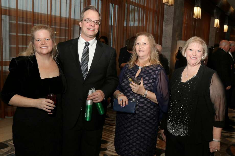 Were you Seen  at the Swinging on a Star Gala tobenefit The Community Hospice, Eddy Visiting  Nurse & Rehab Association and Palliative Care Partnersat Rivers Casino  & Resort in Schenectady on Saturday, March 30, 2019? Photo: Joe Putrock/Special To The Times Union