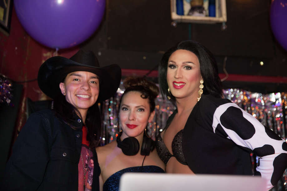 Texas music legend Selena was remembered Saturday night, March 31, 2019, at Hi-Tones with a night of Tejano and cumbia music and bands playing the star's hits. Photo: B. Kay Richter For MySA